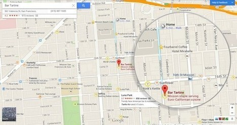 Google's Evil Plan to Personalize Maps | Philosophy, Thoughts and Society | Scoop.it