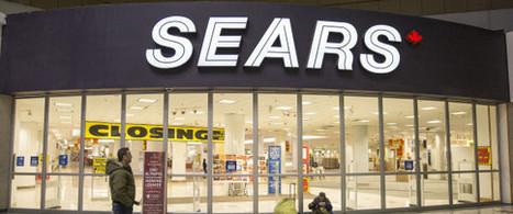 Sears Reportedly Closing More Than 100 Stores, Laying Off 5,457 Workers | Xposing e-commerce, fashion & unique items. | Scoop.it