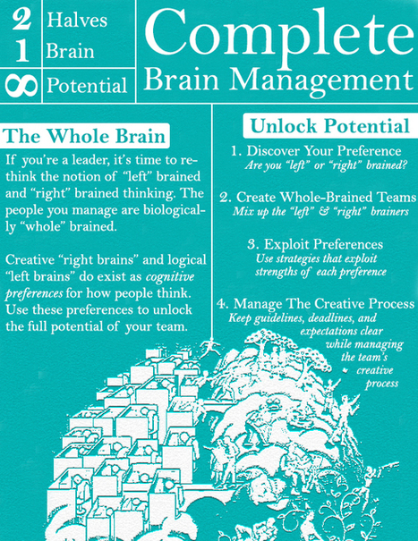 Whole-Brained Management | Psychiatry | Scoop.it