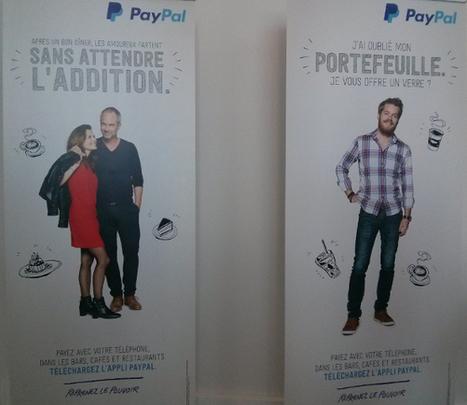 Paiement mobile: Avec Pay@Table, PayPal transforme Nancy en un grand observatoire | NFC | Scoop.it