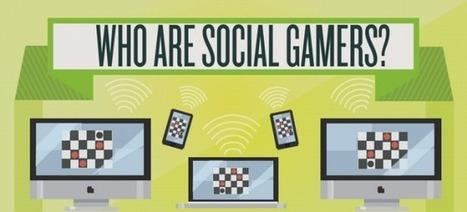 Les seniors et les femmes, accros aux jeux sociaux – Infographie du mercredi | Seniors | Scoop.it