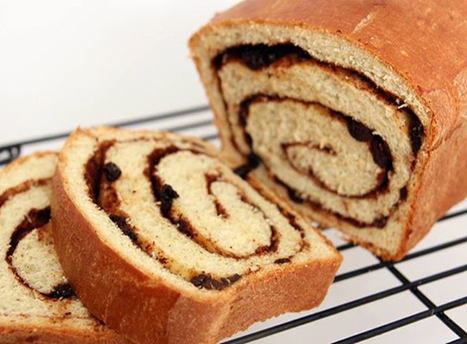 Bread Recipe-Cinnamon Raisin Bread | recipe | Scoop.it