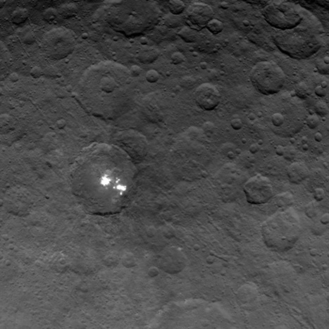 NASA Gets Best View Yet of Mysterious Bright Spots on Ceres | DEwil. Explore a world you like. | Scoop.it