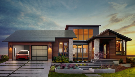 Why Tesla's new solar roof tiles and home battery are such a bigdeal | Transmedia - AR - VR- ARG ---ITS ALL INTERACTIVE | Scoop.it