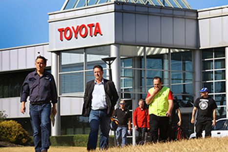Toyota closure: Explanation is needed on cold decisions that preceded car industry's demise | 11 business | Scoop.it