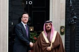The Butcher of Bahrain has no place at Buckingham Palace | Human Rights and the Will to be free | Scoop.it