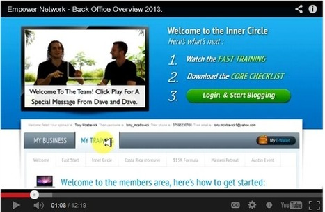 Help Setting Up Your Empower Network Blog – Tutorial Videos   #EAv (e)LOCRIS - Is Empire Avenue worth it?   Scoop.it