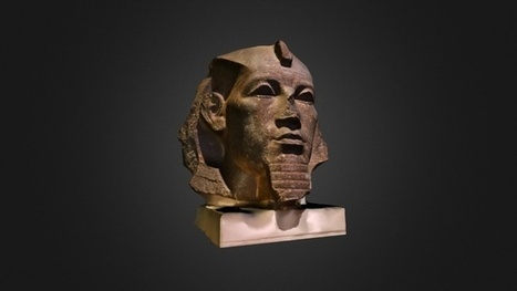 3D printing company and British Museum let you print artifacts | Peer2Politics | Scoop.it