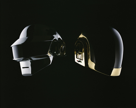 From the Archives: The Daft Punk Interview   What's new in Visual Communication?   Scoop.it