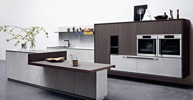 7 plans pour une cuisine ouverte de 4 à 8 m2 | La Revue de Technitoit | Scoop.it