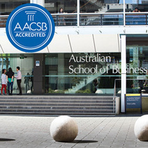 AACSB Accreditation for the Australian School of Business - June - 2013 news archive - News - Media room - News & events - Australian School of Business - UNSW   Adult learning   Scoop.it