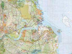 Cartographie, toponymie ethistoire | Cartographie culturelle | Scoop.it