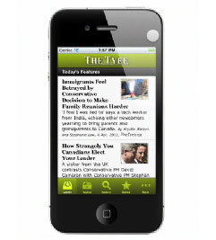 The Tyee – Why Blackberry's Embrace of HTML5 Is Good Karma | Swing your communication | Scoop.it