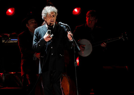 After his Nobel, Dylan eyes trip to China - China.org.cn | D's Clip | Scoop.it