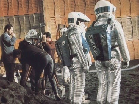 """vintage everyday: Amazing Behind the Scenes Photos from the Making of """"2001: A Space Odyssey"""" 