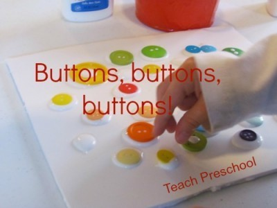 Buttons, buttons, and more buttons | Teach Preschool | Scoop.it