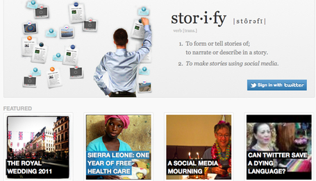 Creating Curators: Storify in the Classroom | Spotlight on Digital Media and Learning | Social Media Content Curation | Scoop.it