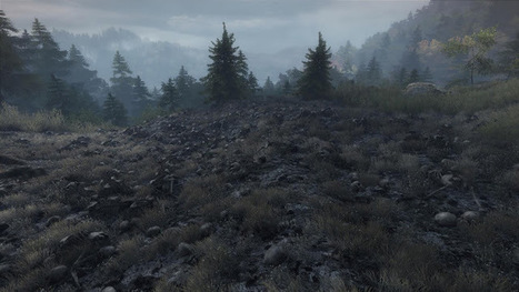 Not holding the player's hand: The Vanishing of Ethan Carter ~ The Three-Headed Monkey | Video games and sociology | Scoop.it