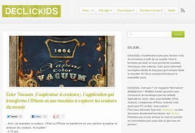 Trouver des applis jeunesse | Le numerique en secteur jeunesse | Scoop.it