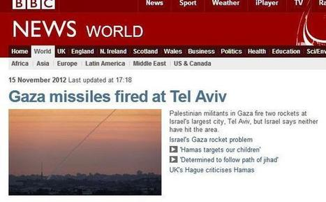 Gaza Blitz - Turmoil And Tragicomedy At The BBC | A WORLD OF CONPIRACY, LIES, GREED, DECEIT and WAR | Scoop.it