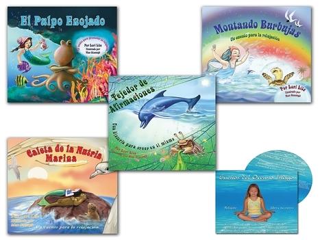 Sueños del Océano Índigo - Paquete de libros | Viva el Español | Scoop.it