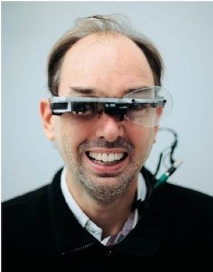 Cyborg Discrimination? Scientist SaysMcDonald's Staff in Paris Tried To Pull Off His Google-Glass-Like Eyepiece, Then Threw Him Out - Forbes | French Connection | Scoop.it