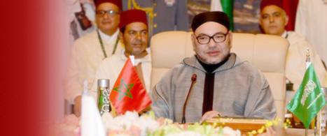 #SM le #Roi exprime la #fierté et la considération qu'inspire le #soutien constant des pays du #Golfe #GCC à l'intégrité #territoriale du #Maroc #HMKINGMEDVI – Portail du #sahara #fb | Barkinet | Scoop.it