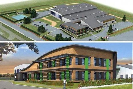Cosm&eacute;tiques. Le groupe Batteur investit 11,5 millions d'euros dans son usine  <br/>en Bretagne | Les algues en Bretagne | Scoop.it