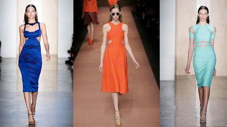 Peek a boo dresse   Fabulousafter40   Scoop.it