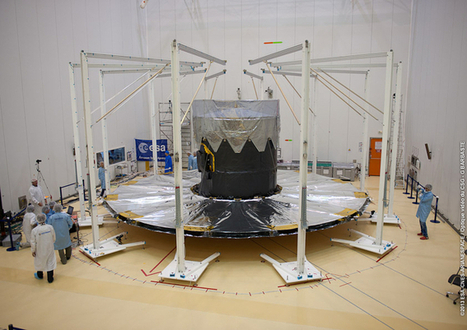 Gaia: Largest ever space camera is ready to map a billion stars | Amazing Science | Scoop.it