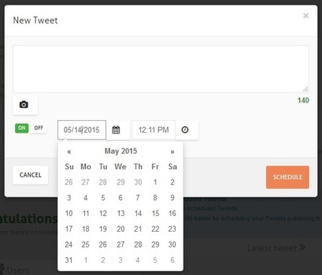 Comment programmer vos Tweets ? | Trucs, Conseils et Astuces | Scoop.it