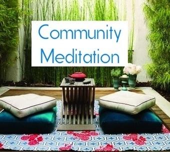 Community Meditation | Samadhi for Peace : Meditation Instruction | The Holistic Life (yoga, herbs, nutrition, energy work) | Scoop.it