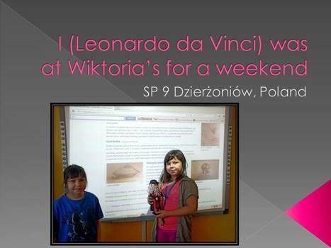 A weekend with Wiktoria - | Leonardo | Scoop.it