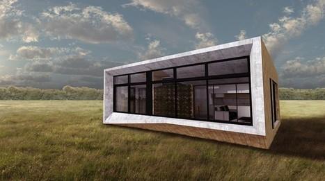 Cette maison génère plus d'énergie qu'elle n'en consomme   Creativ Focus   Scoop.it
