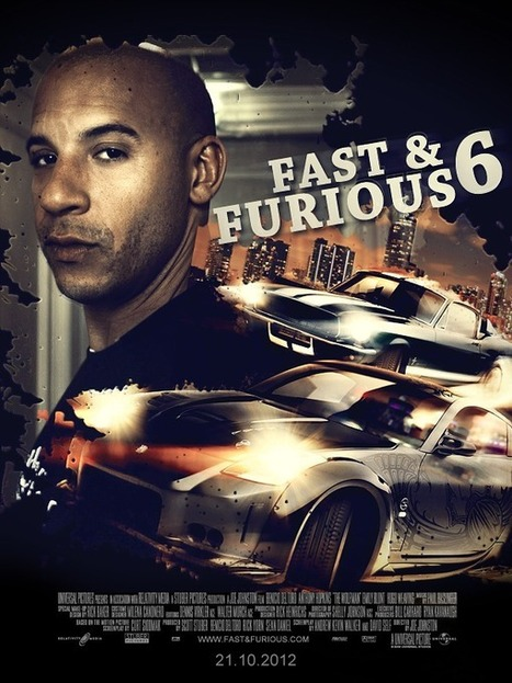 Fast And Furious 6 (2013) Download | DVDRip 720p | 700MB | Dual-Audio Eng-Hindi | Download Movies | BluRay | DVD | Single Download Links | Movie For Free Download | Scoop.it