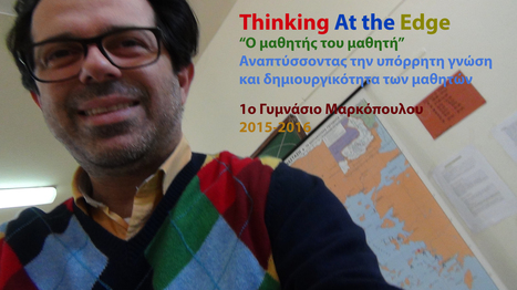 Thinking At the Edge (ΤΑΕ ή Βιωματική Σκέψη) | Ελληνικό Κέντρο Focusing | focusing_gr | Scoop.it