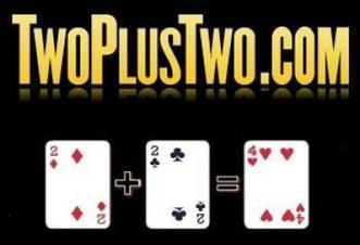 Two Plus Two Poker Posting Forum Expected to be Down Two to Four More Days | This Week in Gambling - Poker News | Scoop.it