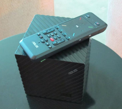 Asus Cube Google TV Unboxing and Demo Video | Embedded Systems News | Scoop.it