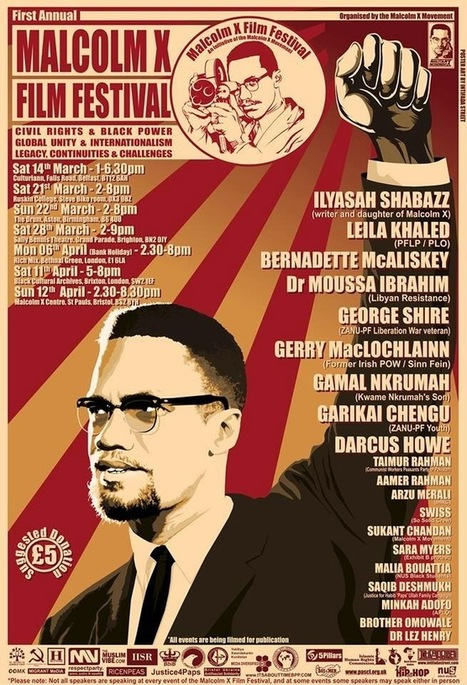 MALCOLM X MOVEMENT CALL TO PROTEST EUROPEAN RACISM AGAINST OUR PEOPLE/REFUGEES - Sun 13th Sept 1-4pm Downing Street | Saif al Islam | Scoop.it