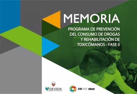 Clausura del Programa de Prevención del Consumo de Drogas - BTC -Peru | International aid trends from a Belgian perspective | Scoop.it
