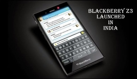 BlackBerry Z3 Features, Review, Price and Comparison | It's Entertainment | Scoop.it