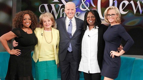 Sherri Shepherd and Jenny McCarthy Leaving 'The View' - Hollywood Reporter | CLOVER ENTERPRISES ''THE ENTERTAINMENT OF CHOICE'' | Scoop.it