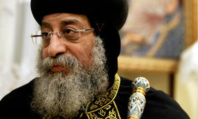 Egypt's Coptic pope criticises Islamist president over sectarian violence | Égypt-actus | Scoop.it