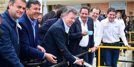 Presidente Santos en Pasto autopista PastoRumichaca - ElTiempo.com | Infraestructura Sostenible | Scoop.it