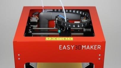 Poptávka po 3D tiskárnách vzrostla od ledna o 67 %, největší zájem projevují školy a architekti | 3D print in Bohemia | Scoop.it