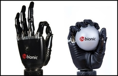 Innovation : BeBionic3, la prothèse de main la plus aboutie de tous les temps | Ateliers Jisseo | Scoop.it