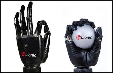 Innovation : BeBionic3, la prothèse de main la plus aboutie de tous les temps | Jisseo :: Imagineering & Making | Scoop.it