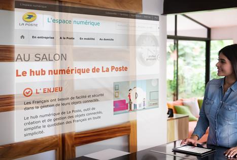 Avec #FrenchIoT, La Poste veut favoriser l'émergence d'une filière IoT française | Les Postes et la technologie | Scoop.it