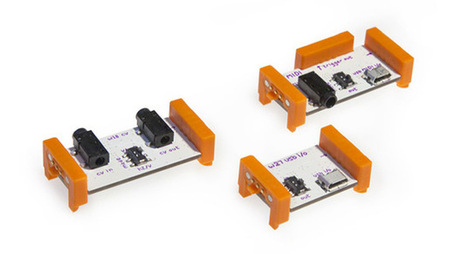 New littleBits modules make the Synth Kit more powerful and versatile   Gear Acquisition Syndrome   Scoop.it