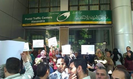 Postal strike in Egypt as Cairo central distribution point joins | Global Logistics Trends and News | Scoop.it